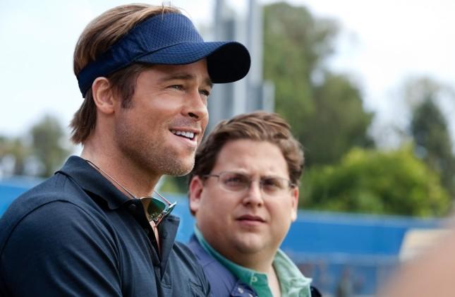 Brad Pitt;Jonah Hill